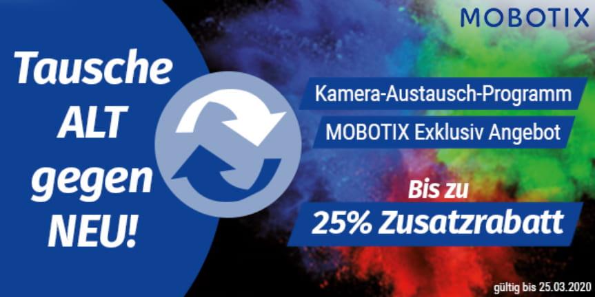 Mobotix-Austausch-Programm